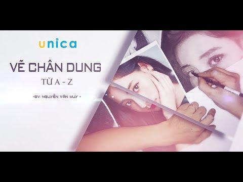 Vẽ chân dung A – Z – Nguyễn Văn Huy