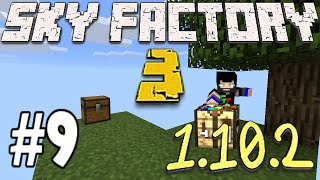 Minecraft Sky Factory 3 1 10 2 Rod Of The Lands Botania Runes And 10 10 10 Chickens 9