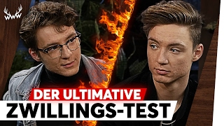 Der ULTIMATIVE Zwillings-Test! (mit DieLochis)