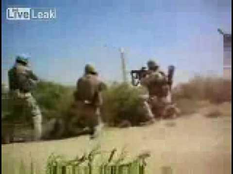 penyergapan terhadap tentara amerika