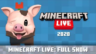 I WAS IN MINECRAFT LIVE 2020!! | Thinknoodles Reacts