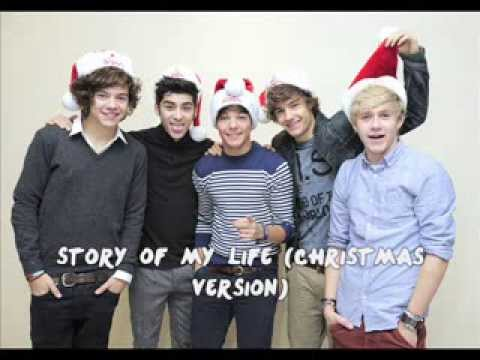 Story of my life christmas version