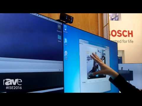 ISE 2016: Chief Features ViewShare Fusion Kits for Video Conferencing