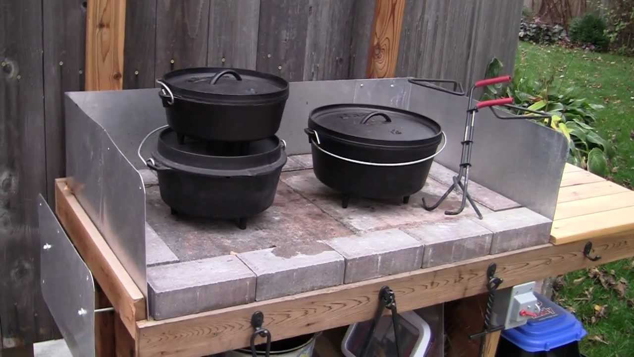Baby Back Ribs With Dutch Oven Vegetables AVCHD   YouTube