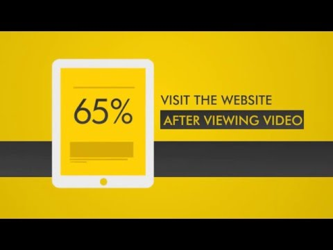 Online Video Marketing Trends - Infographic Video