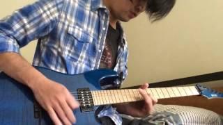 Bang Do - Guitar Improvisation (Chong xa of Vo Thien Thanh)
