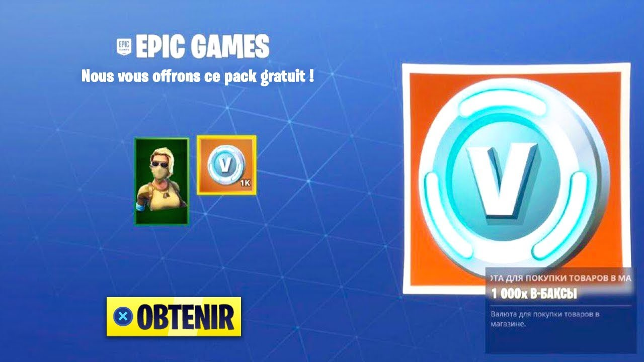 Epic Games V Bucks Kaufen