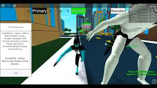 Roblox: Ben 10 Arrival Of Ailens: Xlr Moves And Actions