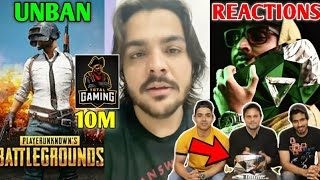 Emiway & Round2hell Get DIAMOND Play Button- Reaction | Total Gaming 10M, WikiPedia Hack?,PUBG Unban