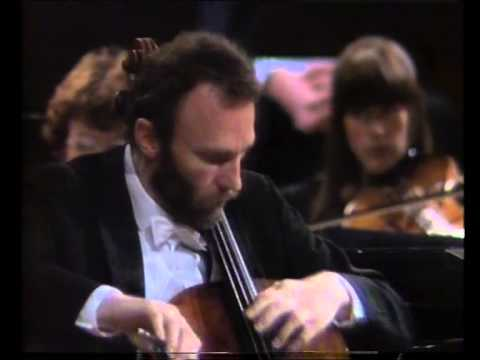 Beethoven Triple Concerto, 2nd movement - Georg Pedersen
