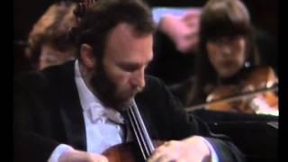 Beethoven Triple Concerto 2nd movement Georg Pedersen