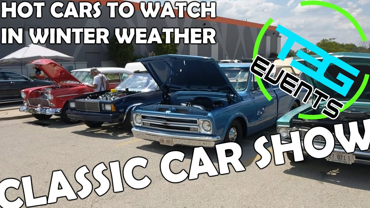 Classic Car Show at Dave & Buster\'s | Event Film - YouTube