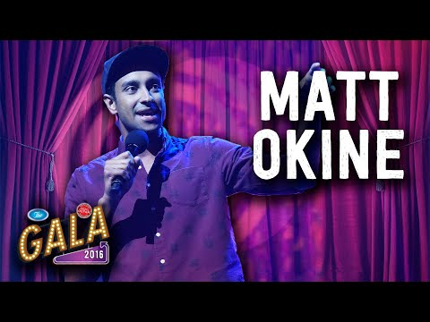 Matt Okine - 2016 Melbourne International Comedy Festival Gala