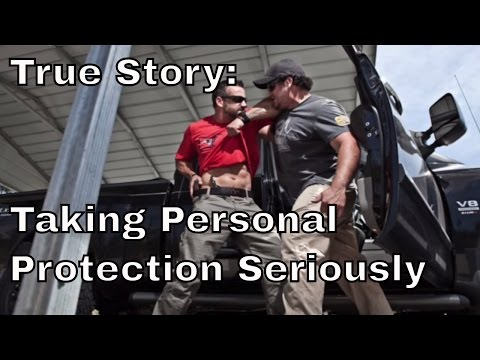 Life Threatening True Story: Making Personal Protection A Priority.
