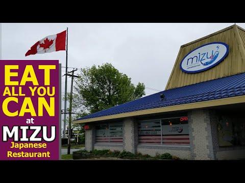 Mizu Japanese Restaurant In Halifax, Nova Scotia