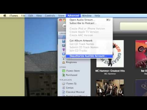 How to Authorize iTunes for Music, Movies, Games, Apps, etc.