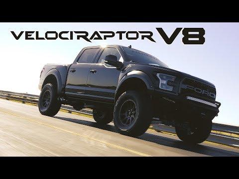 Gen 2 Ford Raptor + Supercharged V8 Engine = Hennessey VelociRaptor V8