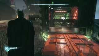 Steam Pipe Container Riddler Trophy - Batman Arkham Knight