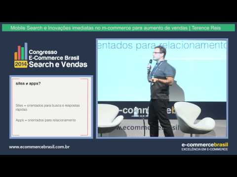 Mobile search e inovações imediatas no m-commerce | Com Terence Reis, Pontomobi