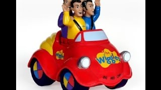 The Wiggles - BRC is the Big Red Car - Despicable Jacob Wiggle Wiggles Big red chugga chugga car