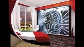 видео Раздвижные двери купе удобны для шкафов и перегородок