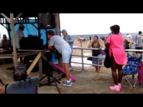 Coney Island Karaoke aug 2015
