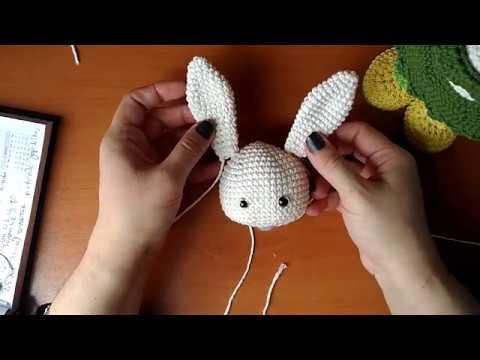 Amigurumi Tavşan Tarifi anlatımlı   Amigurumi, Örgü, Tavşancıklar   360x480
