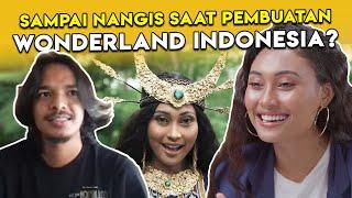 Dibalik Trending 1 Wonderland Indonesia By Alffy Rev Ft Novia Bachmid