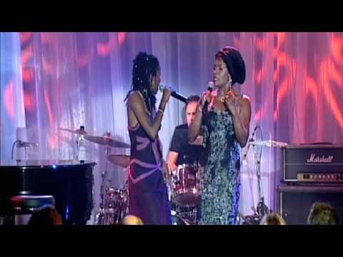 Deni Hines & Marcia Hines - Ain't No Sunshine
