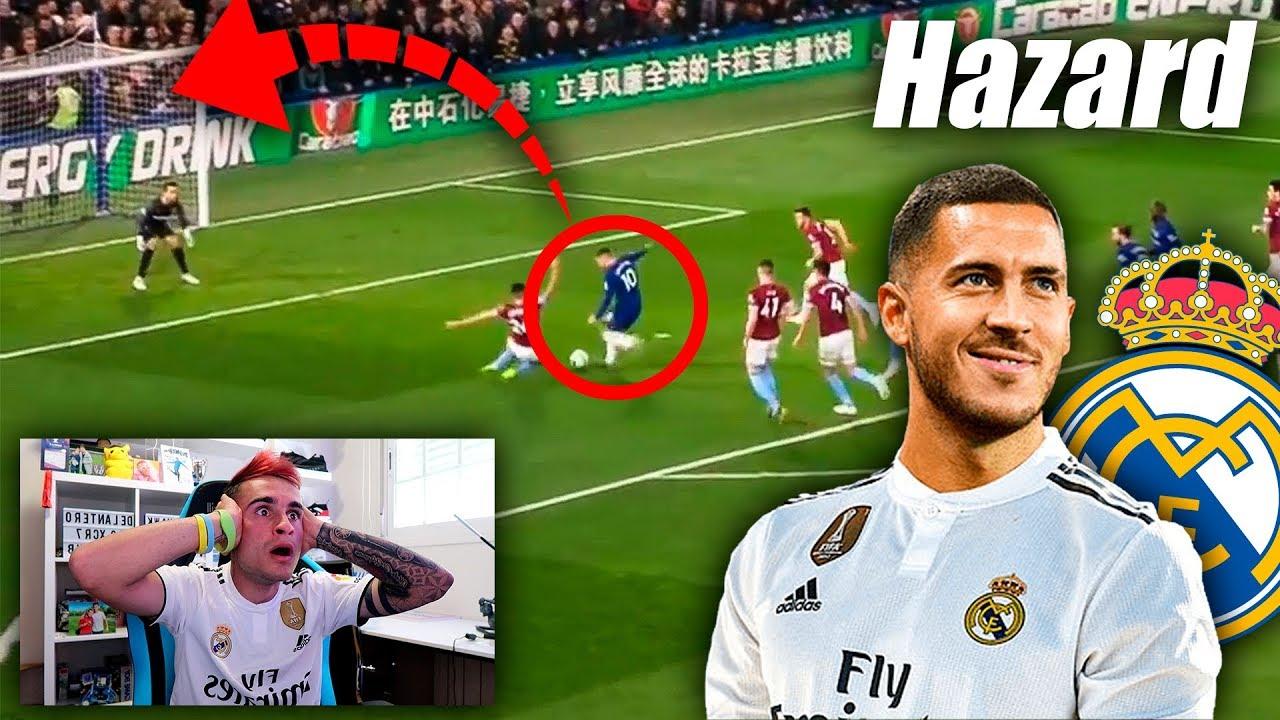 Eden Hazard, nuevo fichaje del Real Madrid