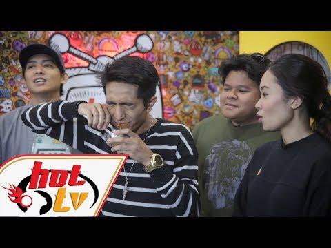 AYIE & ERIC Floor 88 - Hot TV Di TV9
