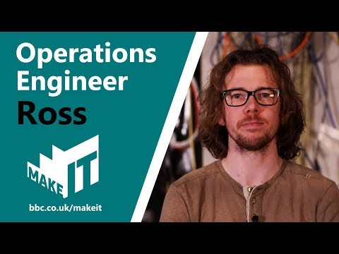 Job Profile: Operations Engineer In BBC Northern Ireland