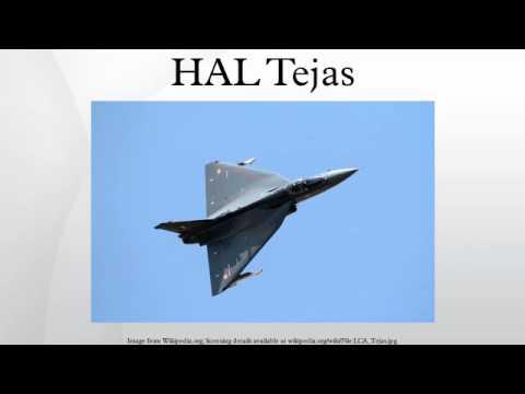 HAL Tejas