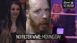 No Filter WWE: Moving Day | WWE arrived on BT Sport in style ahead of the Royal Rumble