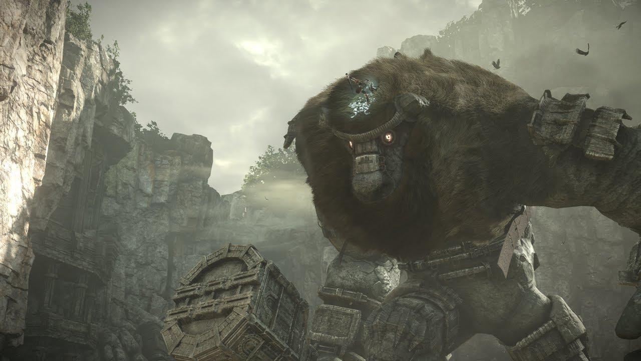 PS4Ⓡ『ワンダと巨像』 E3 2017 トレーラー