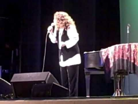 "Melissa Manchester ""Son Of A Preacher Man + Don't Cry Out Loud""  3/19/10"