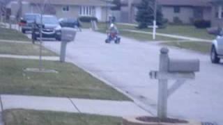 Motorized Cooler... Fast!!!