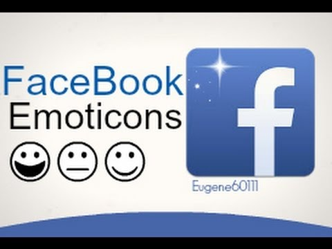 Facebook Emoticons (On Chat)