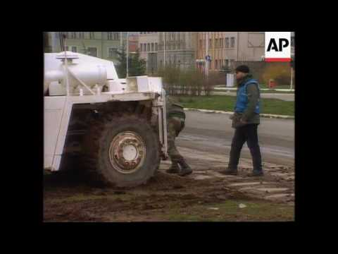 Bosnia - Sniperfires Kill French UN Peacekeeper