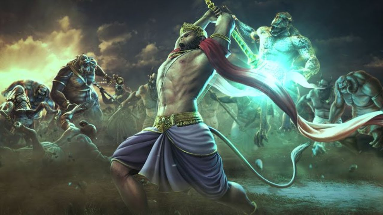 Download Shiva Animated Wallpaper Gallery: Indian Gods As SuperHeros