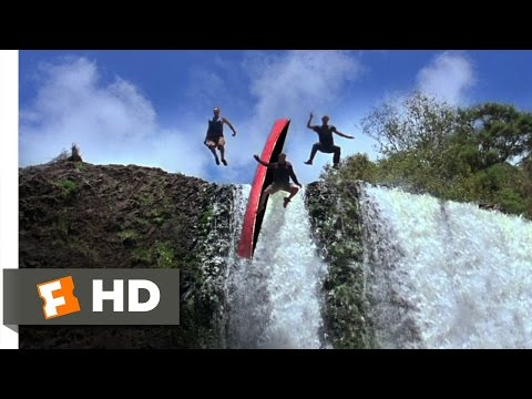 Without A Paddle (4/9) Movie CLIP - I'm In Over My Head (2004) HD