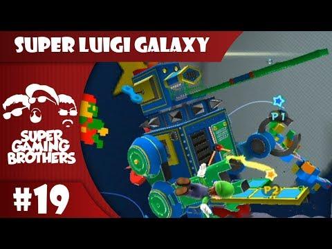 SGB Play: Super Luigi Galaxy - Part 19   That's Not Bowser!