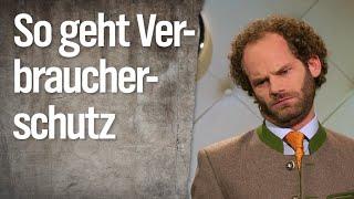Maxi Schafroth – Referent des Landwirtschaftsministers