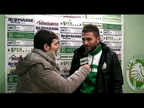 Leonfortese - Due Torri 1-0 (highlights E Interviste)
