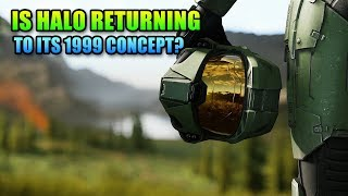 Halo Infinite Returning To Its 1999 Game Concept?
