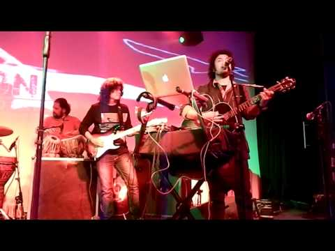 Papon - The Story So Far Music Launch at Bluefrog, New Delhi