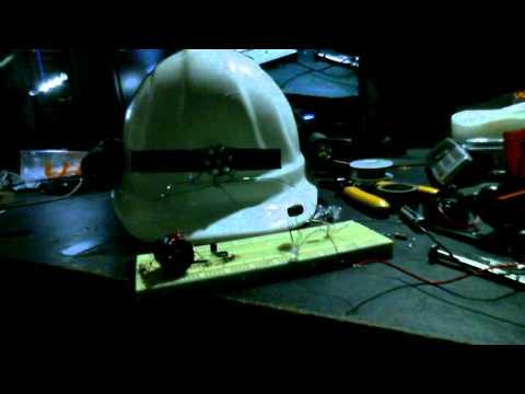 Mining Tip, Hard Hat Led Lights