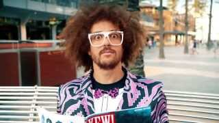 Miley Cyrus Vs Redfoo Vs The Journey - Don