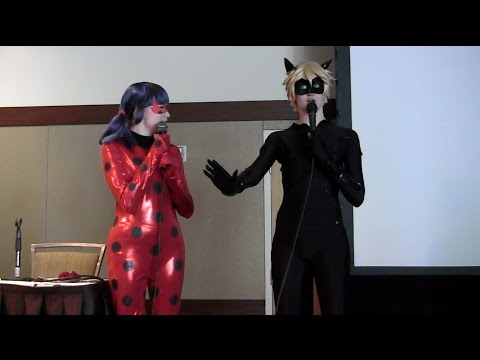 Miraculous: Ladybug & Chat Noir PART 3 | Sakura-Con 2017