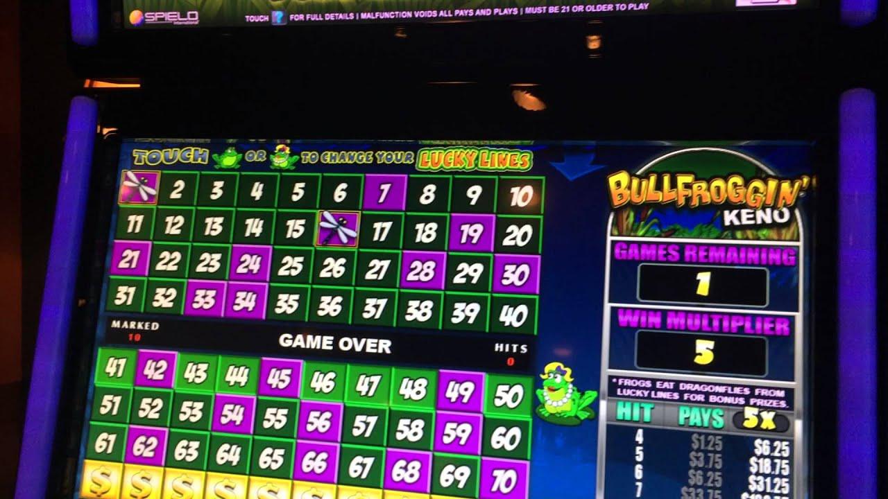Bug slot machine